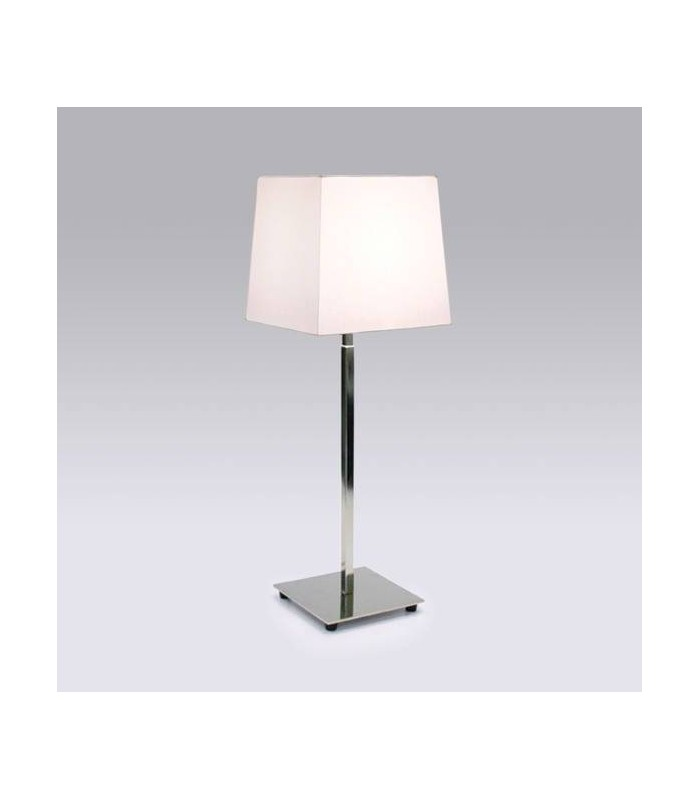 Azumi Polished Nickel Table Lamp - Shade Not Included - Astro Lighting 4510