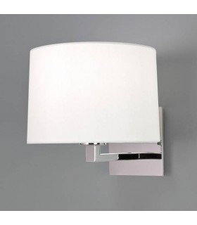 LED 1 Light Indoor Wall Light Polished Nickel - Shade Not Included