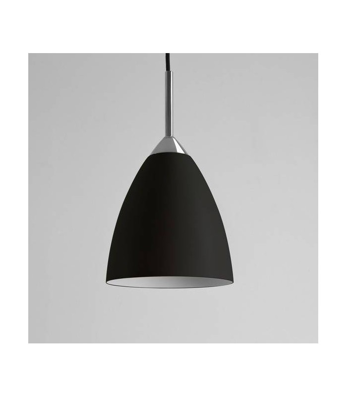 Joel Matt Black Ceiling Pendant Light - Astro Lighting 7194