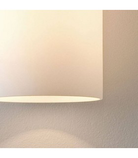 2 Light Indoor Wall Light White Glass