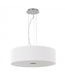 Woody White Large Pendant - Ideal Lux 103242