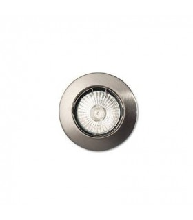 1 Light Recessed Spotlight (3 Pack) Nickel